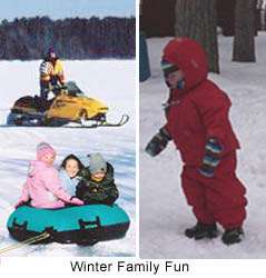 Winter Family Fun