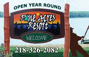 Pines Acres Lake Resort, Grand Rapids MN